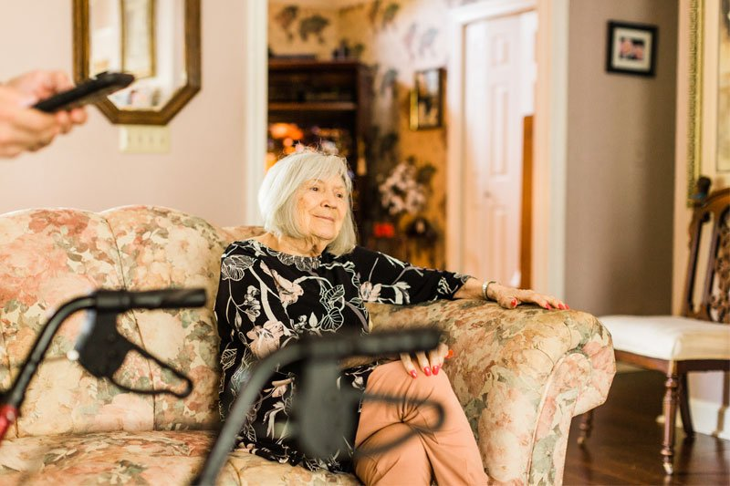 Prevent Elderly Loneliness