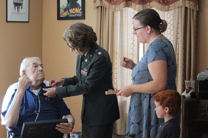 Veteran Volunteers Hospice